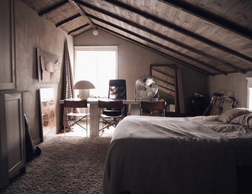 sovrum bedroom inredning interior styling