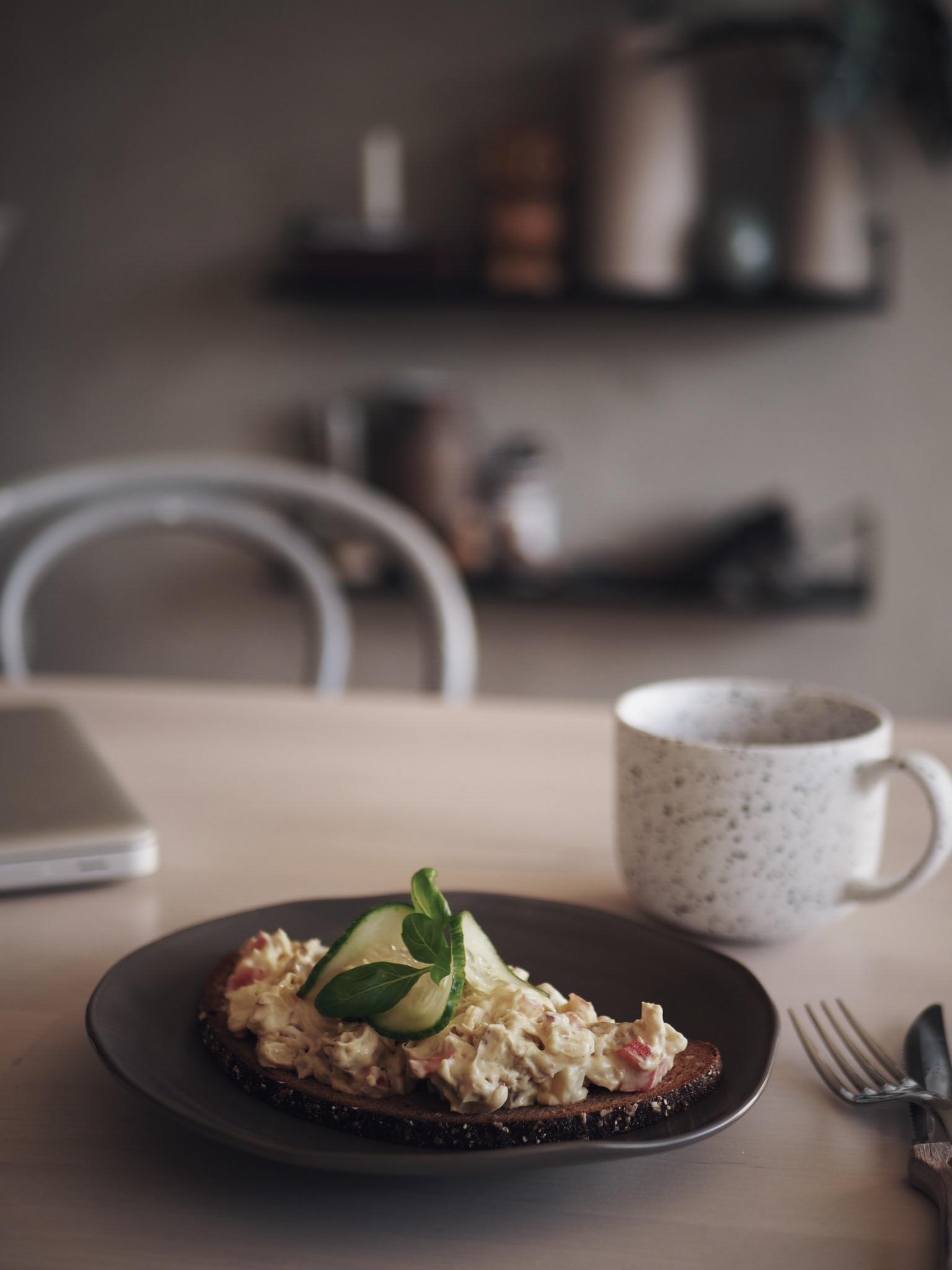 vegan recept kycklingröra tzay vegetarisk vegansk