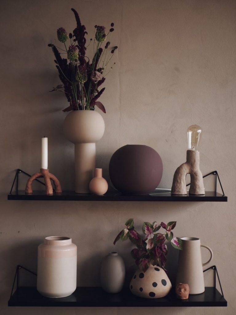 Keramik lera vas cooee byon