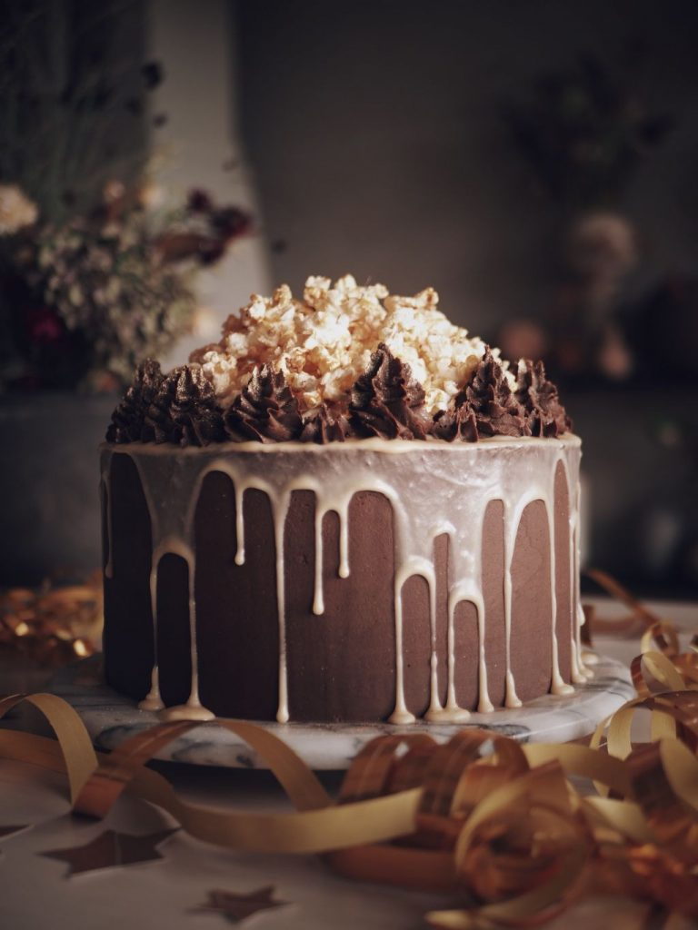Barnkalas tårta vegan chokladtårta födelsedagstårta barn kalas vegantårta recept