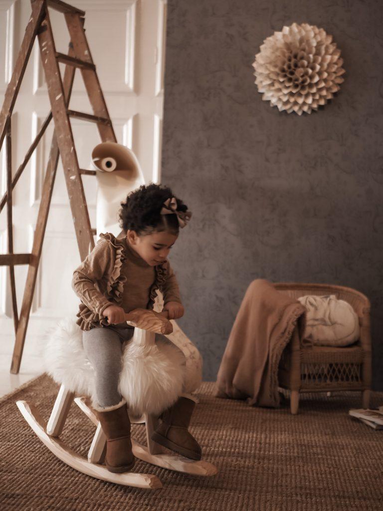Newbie boråstapeter event tapeter barnrum kappahl diy pyssel